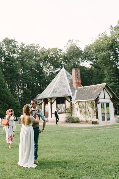 ambiance mariage salle champêtre