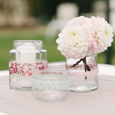 décoration champêtre DIY mariage