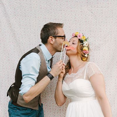 photobooth DIY mariage moustache