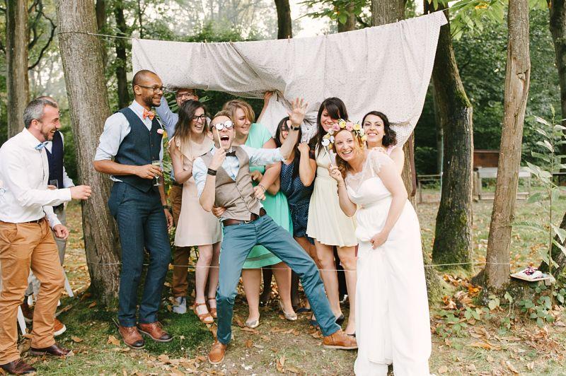 photobooth mariage avec les invités