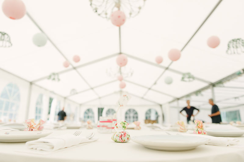 salle mariage décoration DIY