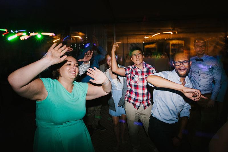 soirée mariage ambiance danse